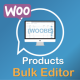 WooCommerce Bulk Editor Professional - WOOBE - CodeCanyon Item for Sale