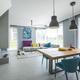 Armchairs in spacious apartment interior - PhotoDune Item for Sale