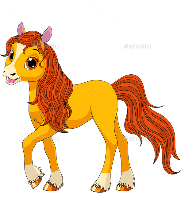 Foal - Animals Characters