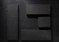 board on black background - PhotoDune Item for Sale