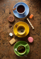 cup of coffee, tea and cacao - PhotoDune Item for Sale