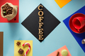 cup of coffee  at abstract colorful - PhotoDune Item for Sale