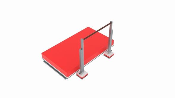 Jump Platfom - 3DOcean Item for Sale
