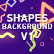 Shapes Background V1 - VideoHive Item for Sale