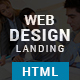 Web Design - Responsive One Page HTML Template - ThemeForest Item for Sale