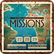 Missions | Poster & Social Media - GraphicRiver Item for Sale