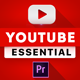Youtube Essential Library | Only MOGRT for Premiere - VideoHive Item for Sale