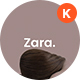 Zara. Keynote Template - GraphicRiver Item for Sale
