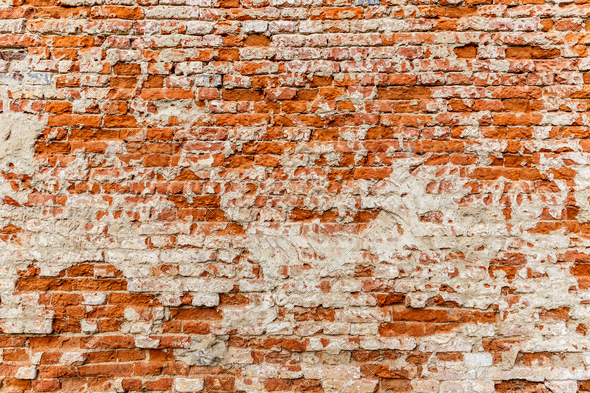 Old brick wal - Stock Photo - Images