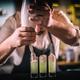 Bartender decorating shots - PhotoDune Item for Sale