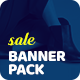 Sale Banner Pack - GraphicRiver Item for Sale