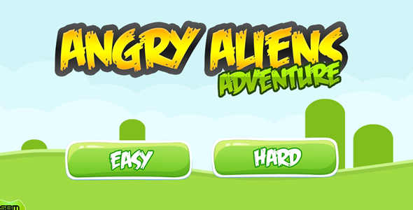 Angry Aliens - CodeCanyon Item for Sale