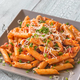 Portion of cheesy chicken pasta - PhotoDune Item for Sale