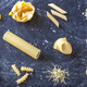Various types of raw pasta - PhotoDune Item for Sale
