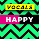 Happy Vocals Kit