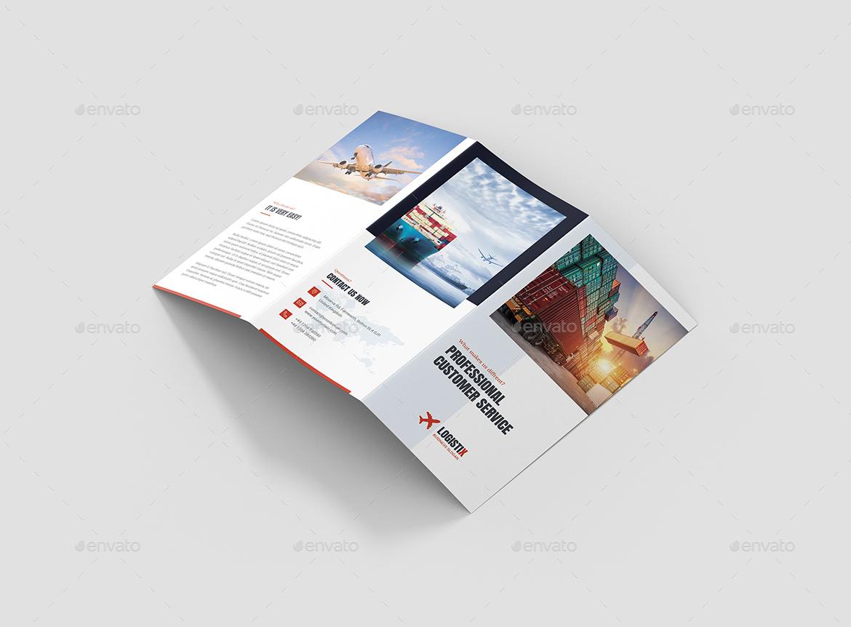 Brochure – Transport Logistic Tri-Fold