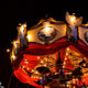 Typical Carousel Spinning at Night - VideoHive Item for Sale