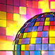 Colorful Disco Ball - VideoHive Item for Sale