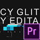 Digital Glitch Titles // Sound Fx - MOGRT - VideoHive Item for Sale