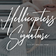 Hellicopters Typeface - GraphicRiver Item for Sale