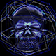 Futuristic Skull - VideoHive Item for Sale