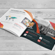 Square Bi-fold Brochure Bundle 2 in 1 - GraphicRiver Item for Sale