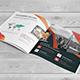 Square Bi-fold Brochure Bundle 2 in 1
