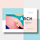 Modern Architecture Brochure 24 Pages A4 & A5 - GraphicRiver Item for Sale