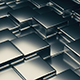 Metal Cubes - VideoHive Item for Sale