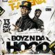 Hip-Hop Concert Flyer - GraphicRiver Item for Sale
