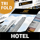 Hotel Trifold Brochure 8 - GraphicRiver Item for Sale
