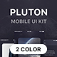 Pluton. Mobile UI Kit