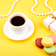 Sweet Dessert macaroon, coffee, gifts - PhotoDune Item for Sale