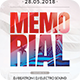 Memorial Day Flyer - GraphicRiver Item for Sale