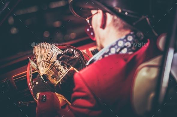 Lucky Casino Winner - Stock Photo - Images