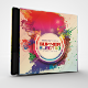 Summer Electro Photoshop CD/DVD Template