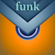 Positive Funk Background