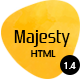 Majesty - Responsive Restaurant HTML5 Template - ThemeForest Item for Sale