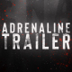 Adrenaline - Trailer Titles - VideoHive Item for Sale