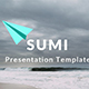 Sumi Creative Google Slide Template - GraphicRiver Item for Sale