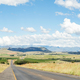 Landscape along the R711-road between Fouriesburg and Clarens - PhotoDune Item for Sale