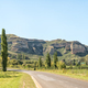 Landscape North of Clarens with Titanic Rock to the right - PhotoDune Item for Sale