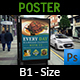 Restaurant Poster Template Vol.14