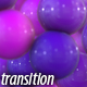 Purple Bubbles Transitions - VideoHive Item for Sale