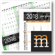 Year Planner 2018 - GraphicRiver Item for Sale