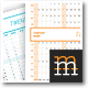 2018 Year Planner - GraphicRiver Item for Sale