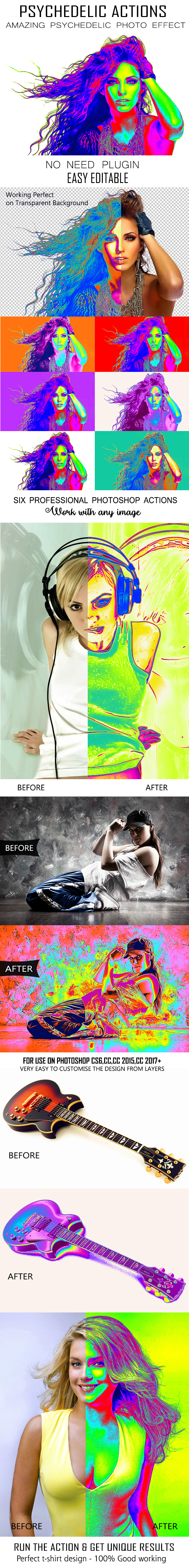 Photoshop photo effects from graphicriver baditri Gallery
