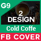 Coffee Facebook Cover - GraphicRiver Item for Sale