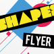 Shapes Flyer Template - GraphicRiver Item for Sale