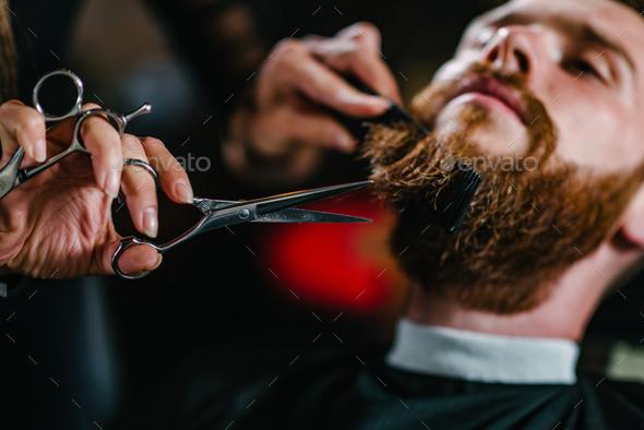 Barbershop - Stock Photo - Images